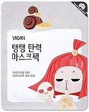 Voňavky, Parfémy, kozmetika Textilná maska so slimákovým mucínom a kolagénom - Yadah Collagen Mask Pack