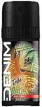 Voňavky, Parfémy, kozmetika Denim Tribe - Dezodorant