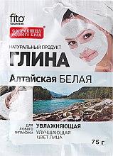 """Voňavky, Parfémy, kozmetika Hlina na tvár a telo """"Altajská"""" biela, zvlhčujúca - Fito Kozmetic"""