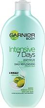 """Voňavky, Parfémy, kozmetika Telové mlieko """"Oliva"""" - Garnier Body Hydration 7 Days Body Milk"""