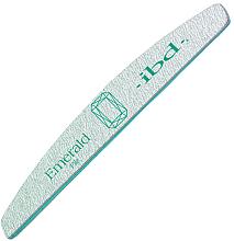 Voňavky, Parfémy, kozmetika Pilník na nechty Smaragd, 180/180 - IBD Emerald File