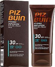 Voňavky, Parfémy, kozmetika Opaľovací krém-gél na tvár - Piz Buin Hydro Infusion SPF 30