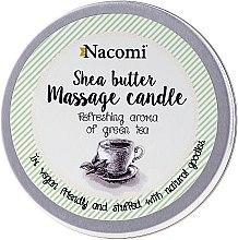 Voňavky, Parfémy, kozmetika Sviečka s olejom pre telo - Nacomi Shea Butter Massage Candle