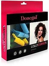"""Voňavky, Parfémy, kozmetika Sada natáčok na vlasy """"Lolly Curves"""" 5007 - Donegal"""
