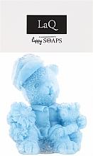 """Voňavky, Parfémy, kozmetika Ručne vyrábané prírodné mydlo """"Dva medvedíky"""", svetlomodré - LaQ Happy Soaps"""
