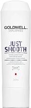 Voňavky, Parfémy, kozmetika Kondicionér pre nepoddajné vlasy - Goldwell Dualsenses Just Smooth Taming Conditioner