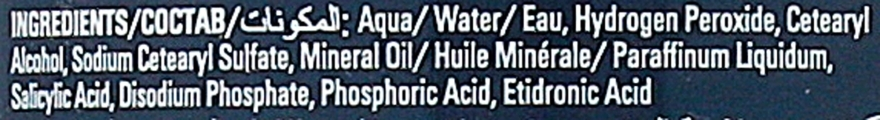 Oxidant - Wella Professionals Welloxon Perfect 6% — Obrázky N5