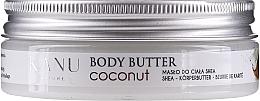 """Voňavky, Parfémy, kozmetika Maslo na telo """"Kokos"""" - Kanu Nature Coconut Body Butter"""
