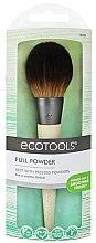 Voňavky, Parfémy, kozmetika Štetec na púder - EcoTools Full Powder