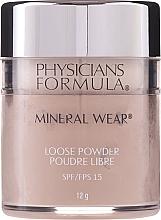 Voňavky, Parfémy, kozmetika Minerálny sypký púder - Physicians Formula Mineral Wear Loose Powder SPF 16