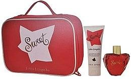 Voňavky, Parfémy, kozmetika Lolita Lempicka Sweet - Sada (edp/50 + b/lot/75ml)