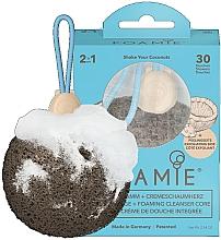 Voňavky, Parfémy, kozmetika Jemná čistiaca sprchová špongia s mydlom - Foamie Shake Your Coconuts Shower Sponge