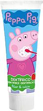Voňavky, Parfémy, kozmetika Detská zubná pasta s jahodovou príchuťou - Lorenay Peppa Pig Toothpaste
