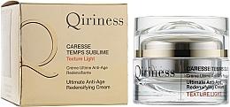 Voňavky, Parfémy, kozmetika Regeneračný krém s komplexným účinkom proti starnutiu - Qiriness Caresse Temps Sublime Light