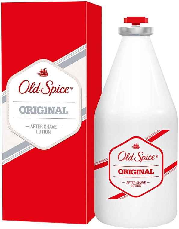 Lotion po holení - Old Spice Original After Shave Lotion