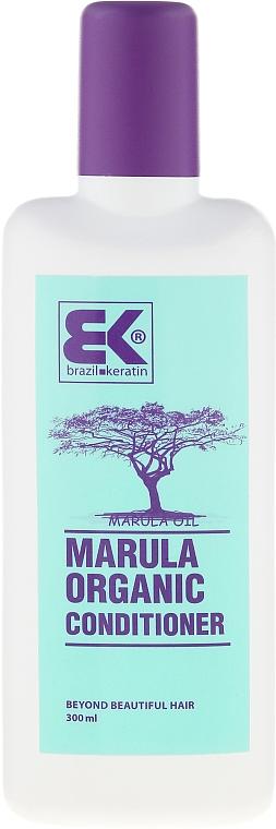 Kondicionér na vlasy - Brazil Keratin BIO Marula Organic Conditioner — Obrázky N1