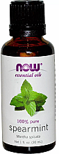Voňavky, Parfémy, kozmetika Mätový éterický olej - Now Foods Essential Oils 100% Pure Spearmint