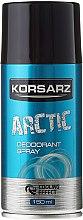 Voňavky, Parfémy, kozmetika Deodorant - Pharma CF Korsarz Arctic Deodorant