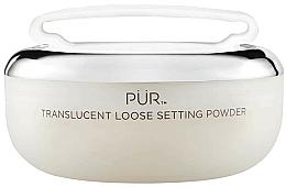 Voňavky, Parfémy, kozmetika Transparentný sypký púder - Pur Translucent Loose Setting Powder