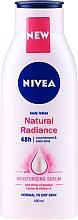 Lotion na telo - Nivea Natural Radiance Body Lotion — Obrázky N1