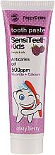 Voňavky, Parfémy, kozmetika Zubná pasta - Frezyderm SensiTeeth Kids Tooth Paste 500ppm