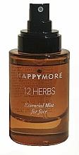 Voňavky, Parfémy, kozmetika Sprej na tvár - Happymore 12 Herbs Essential Mist