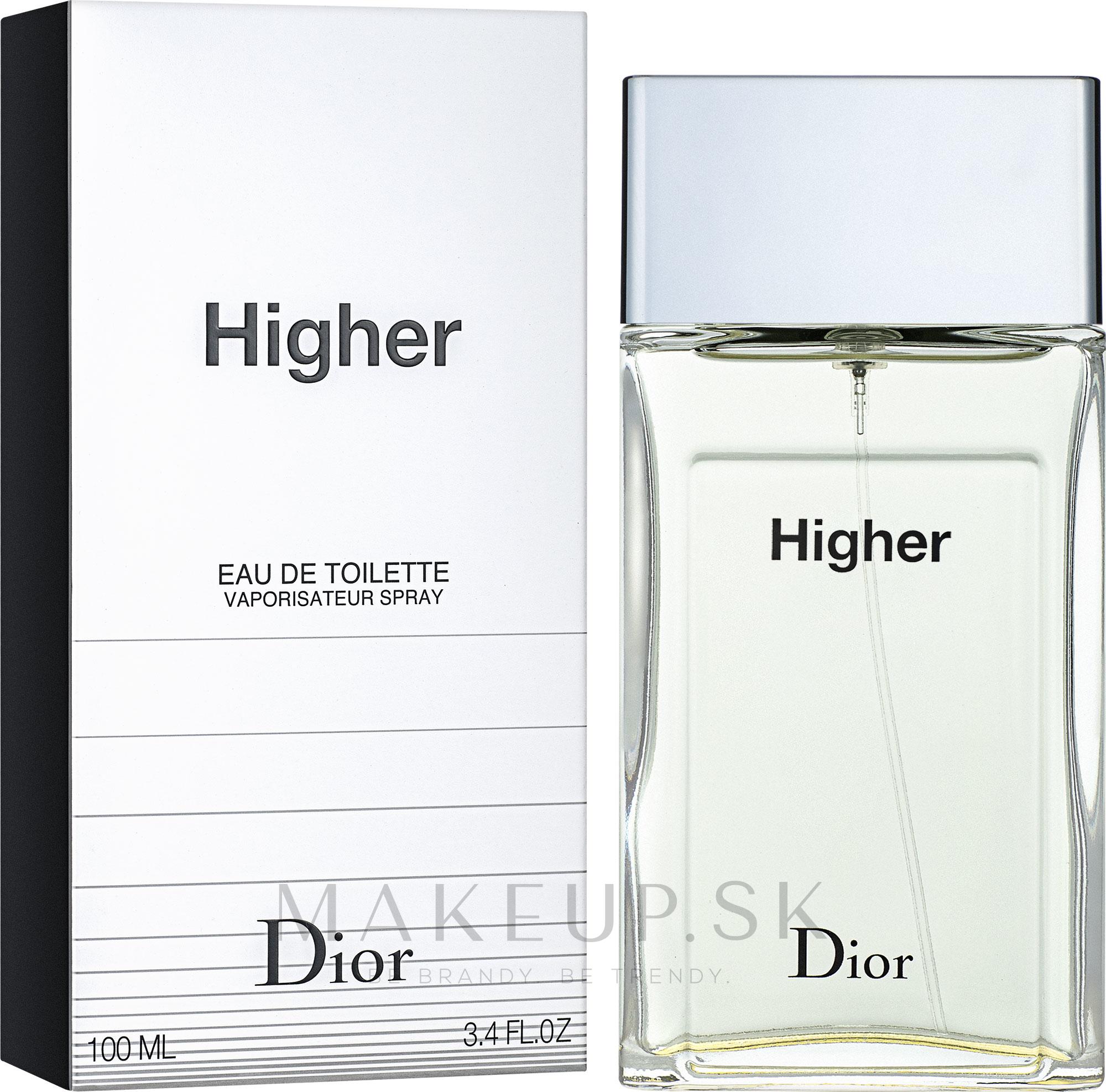 Dior Higher - Toaletná voda — Obrázky 100 ml
