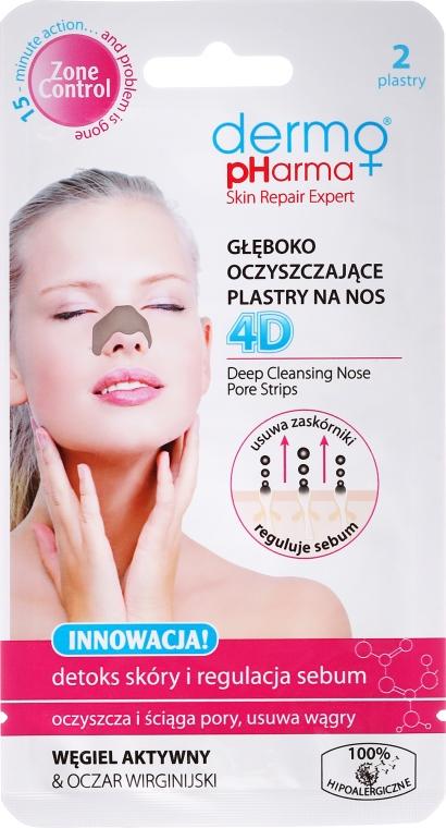 Anti-akné náplasť na nos - Dermo Pharma Patch