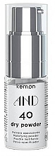 Voňavky, Parfémy, kozmetika Púder na objem vlasov - Kemon And Dry Powder 40