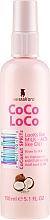 Voňavky, Parfémy, kozmetika Výživný sprej na vlasy z kokosového oleja - Lee Stafford Coco Loco Coconut Spritz