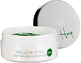 Voňavky, Parfémy, kozmetika Náplasti pod oči s melónovým extraktom - PURE Mellow Eyes Patches