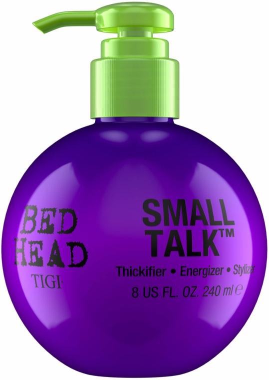 Krém na objem a zahustenie vlasov - Tigi Bed Head Small Talk 3-in-1 Thickifier
