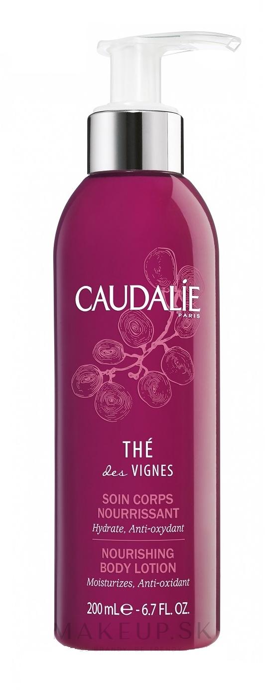 Caudalie The Des Vignes - Mlieko pre telo  — Obrázky 200 ml