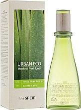 Voňavky, Parfémy, kozmetika Osviežujúce tonikum s extraktom z novozélandského ľanu - The Saem Urban Eco Harakeke Fresh Toner