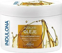 Voňavky, Parfémy, kozmetika Výživný telový krém s olejmi - Indulona Nourishing Body Cream With Rare Oils