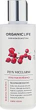 Voňavky, Parfémy, kozmetika Micelárna tekutina - Organic Life Dermocosmetics Redness Solution