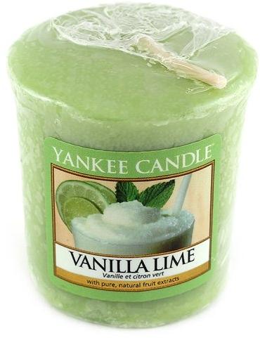 Aromatická sviečka - Yankee Candle Vanilla Lime