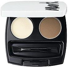 Voňavky, Parfémy, kozmetika Dvojitá sada pre dokonalé obočie - Avon Mark Eyebrow Kit