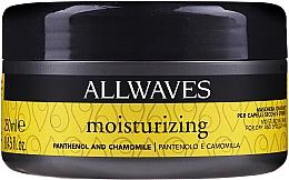 """Voňavky, Parfémy, kozmetika Maska na vlasy """"Panthenol a harmanček"""" - Allwaves Moisturizing – Hydrating Panthenol And Chamomile Mask"""