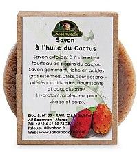 Voňavky, Parfémy, kozmetika Mydlo s olejom opuncie figovej - Efas Saharacactus Opuntia Ficus Soap