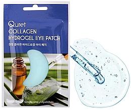Voňavky, Parfémy, kozmetika Náplasti pod oči - Quret Collagen Hydrogel Eye Patch