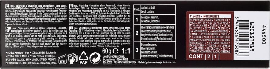 Farba bez amoniaku - L'Oreal Professionnel Inoa Mix 1+1 — Obrázky N2