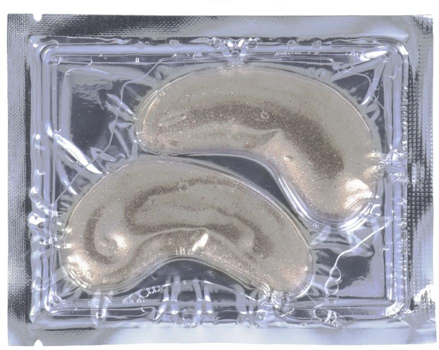 Hydrogélové náplasti pod oči diamantové - Czyste Piekno Diamond