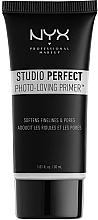 Voňavky, Parfémy, kozmetika Matný make-up základ - NYX Professional Makeup Studio Perfect Primer