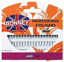 Voňavky, Parfémy, kozmetika Súprava rias - Ronney Professional Eyelashes 00028