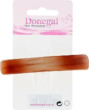 Voňavky, Parfémy, kozmetika Sponka do vlasov, hnedá - Donegal Automatic Hair Clip Barrette