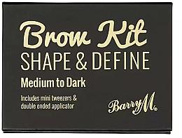 Voňavky, Parfémy, kozmetika Sada na make-up obočia - Barry M Brow Kit