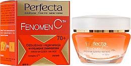 Voňavky, Parfémy, kozmetika Krém na zrelú pleť - Perfecta Fenomen C 70+ Cream