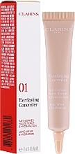 Voňavky, Parfémy, kozmetika Korektor - Clarins Everlasting Long-Wearing And Hydration Concealer