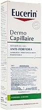 Voňavky, Parfémy, kozmetika Šampón proti lupinám pre mastné vlasy - Eucerin DermoCapillaire Anti-Dandruff Gel Shampoo